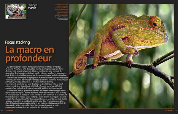 Hyper Nature Tropical dans Nat'images n°22