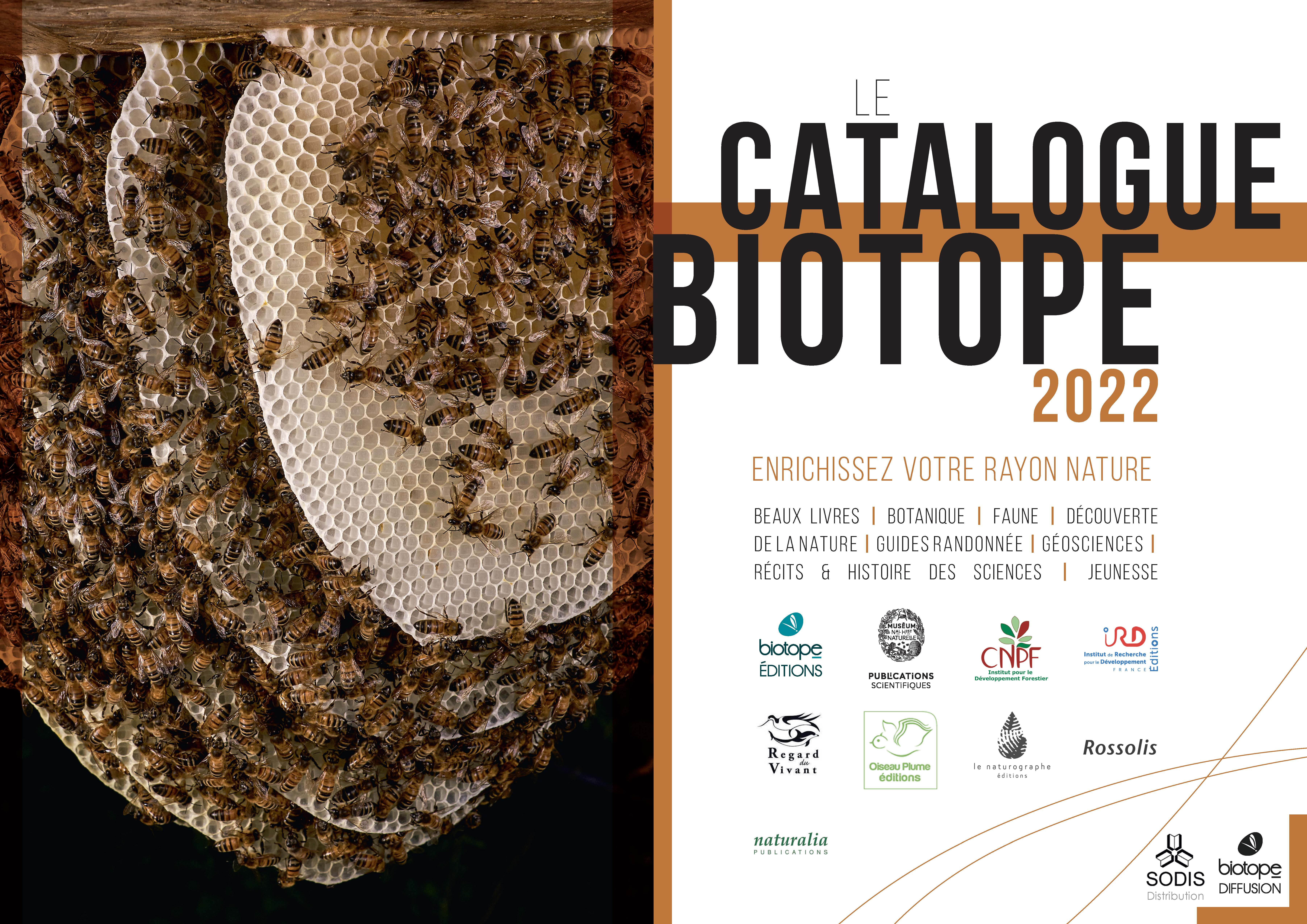 Catalogue Biotope Libraires
